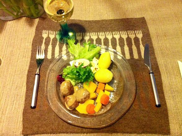 ムーミンの日はフィンランドの家庭料理を食べましょう
