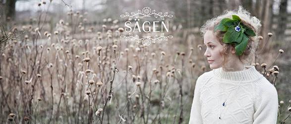 スウェーデンのハンドメイドジュエリー・セーゲン
