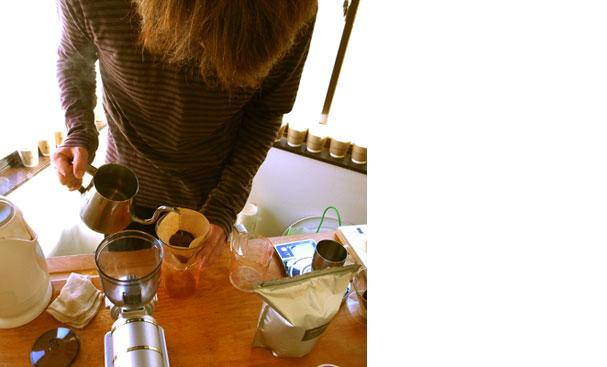 カフェイベント / アアルトコーヒーとマルカのコーヒーピクニック