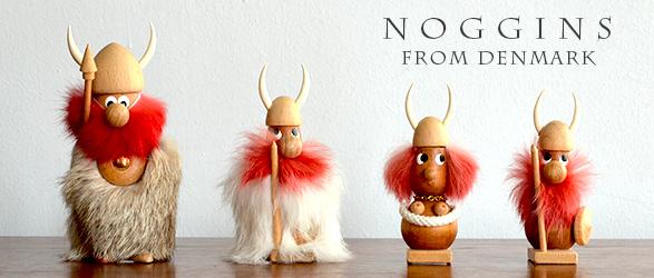 デンマークで見つけたバイキング人形