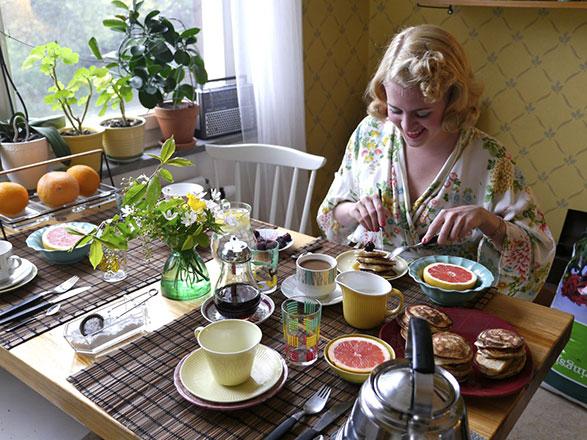 北欧レトロとコーヒーにまつわる話